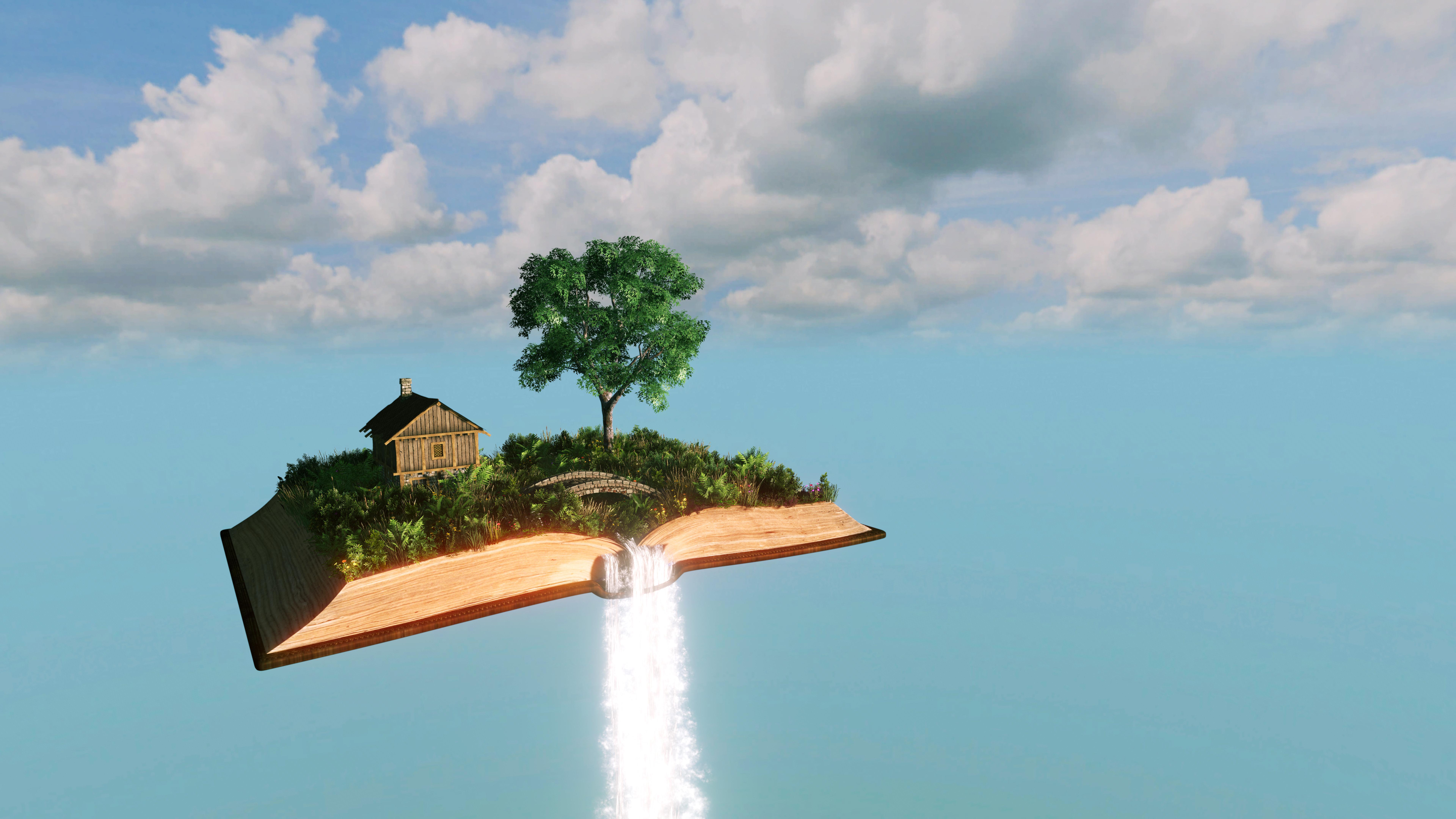 """""""Experiência de arvorecer"""" é um livro-floresta em formato ebook que compartilha diferentes experiências de conexão com a Terra a partir de saberes originários, artísticos e científicos"""